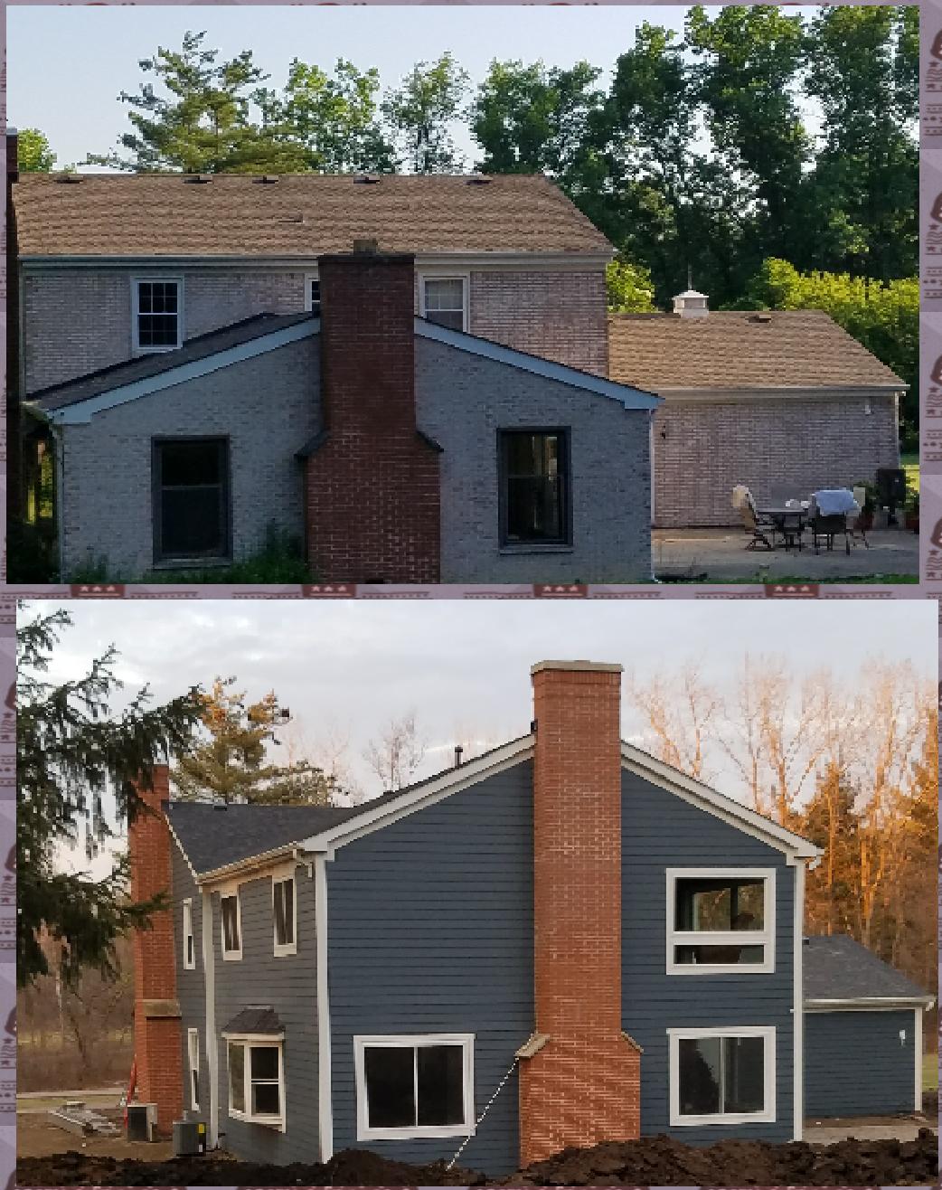 House Addition in Barrington IL
